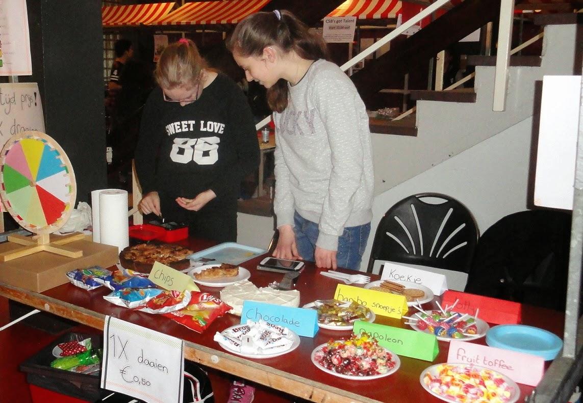 Christelijke Scholengemeenschap Buitenveldert haalt 3.000 Euro op!