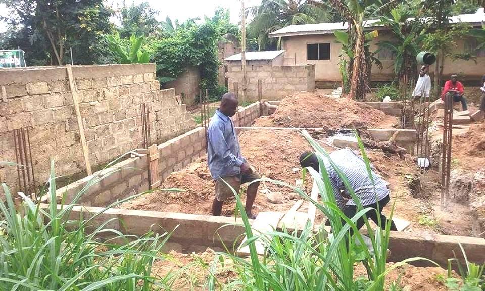 """Blog """"Ontwikkelingen in Ghana"""""""