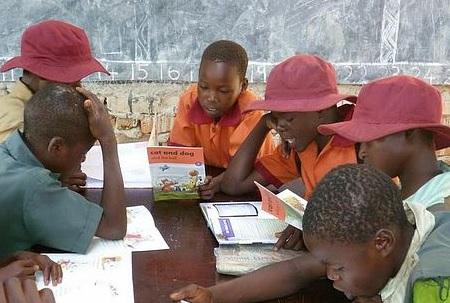 Samenwerking Deloitte & Biblionef