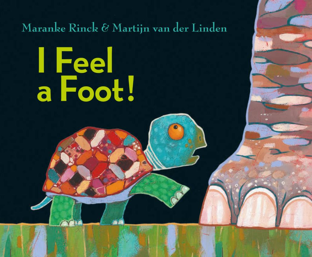 I Feel a Foot